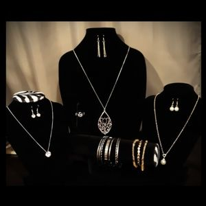 🔥17-PIECE NWT JEWELRY LOT